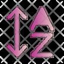 Alphabet Short Icon