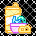 Alphabet Snacks Letter Snack Letter Icon
