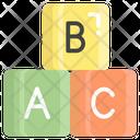 Alphabetic Icon