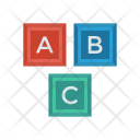 Alphabets Education Learning Icon