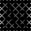Alphabets Abc Letters Icon