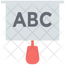 Alphabets Abc Chart Icon