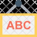 Alphabets Chart Abc Icon