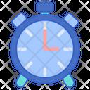 Timing Alram Clock Icon