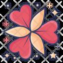 Alstroemeria Flower Icon