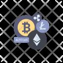 Alt Coins Icon