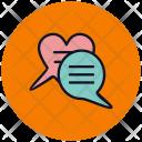 Alt Text Shape Icon