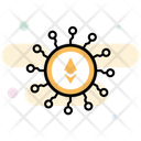 Bitcoin Cryptocurrency Altcoin Icon