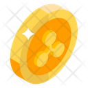 Altcoin Cryptocurrency Digital Money Icon