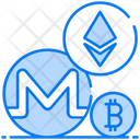 Altcoin Cryptocurrency Coin Icon