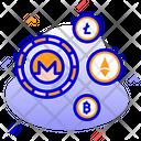 Altcoins Alternative Cryptocurrencies Alternative Coin Icon