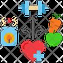 Alternative Choose Health Icon