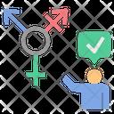 Lesbian Transgender Bully Icon