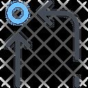 Alternative Arrow Direction Icon