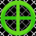 Alternative Cross Culture Icon