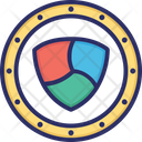 Nem Alternative Currency Cryptocurrency Icon