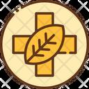 Alternative Medicine Alternative Herbal Medicine Icon