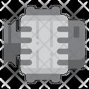 Ialternator Dynamo Generator Icon