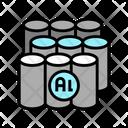 Aluminum Roll Rolls Product Icon