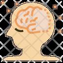 Alzheimer Disease Neurodegenerative Icon