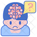 Alzheimer Confused Confusion Icon