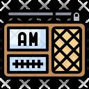 Am Radio Fm Radio Vintage Radio Icon