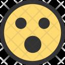 Amaze Emoji Face Icon