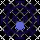 Amazed Coronavirus Emoji Coronavirus Icon