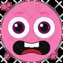 Amazed Emoji Icon