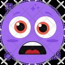 Emoji Astonished Emoji Emoticon Icon