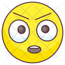 Amazed Emoji Amazed Expression Emotag Icon