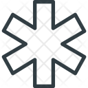 Ambulace Symbol Icon