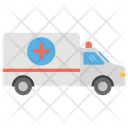 Ambulance Medical Transport Healthcare Icon