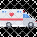 First Aid Car Icon