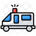 Emergency Vehicle Ambulance Hospital Emergency Icon