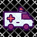 Ambulance Emergency Vehicle Icon