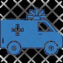 Ambulance Icon Vector Icon