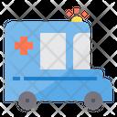 Ambulance Emergency Health Icon