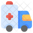 Ambulance Car Hospital Icon