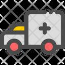 Ambulance Car Emergency Icon