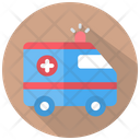 Ambulance Emergency Hospital Icon