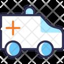 Ambulance Emergency Van Emergency Car Icon