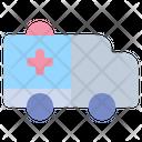 Ambulance Emergency Hospital Icon