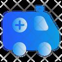 Ambulance Car Medic Icon