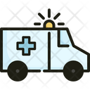 Ambulance Emergency Car Icon