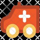 Ambulance Paramedic Van Icon