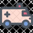 Ambulance Medical Hospital Icon