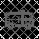 Vehicle Auto Travel Icon