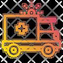 Ambulance Medical Icon