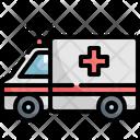 Ambulance Emergency Emergencies Icon